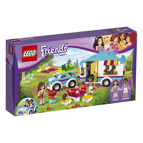 LEGO Friends 41034 Box