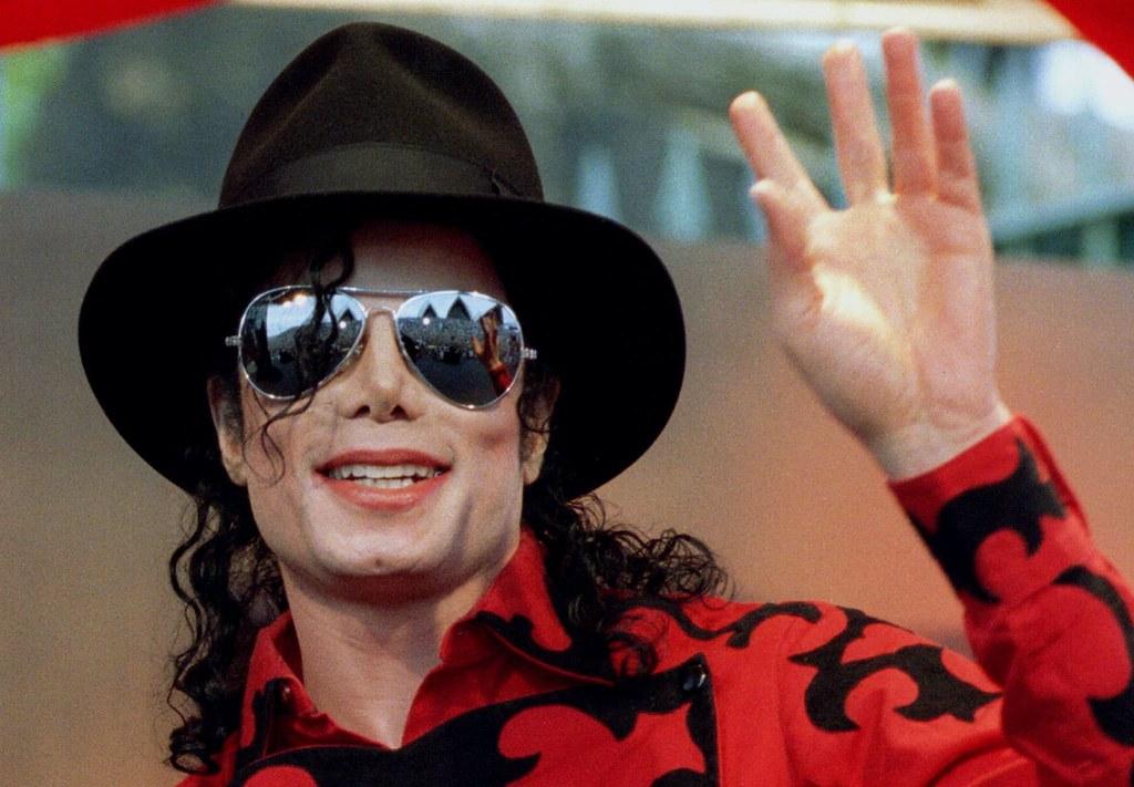 Майкл Джексон прощается