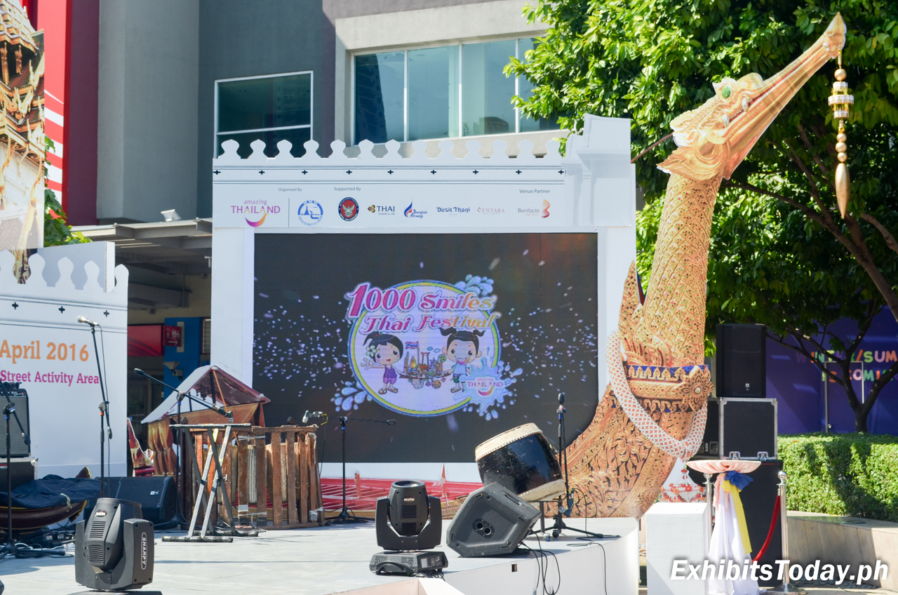 1000 Smiles Thailand Festival