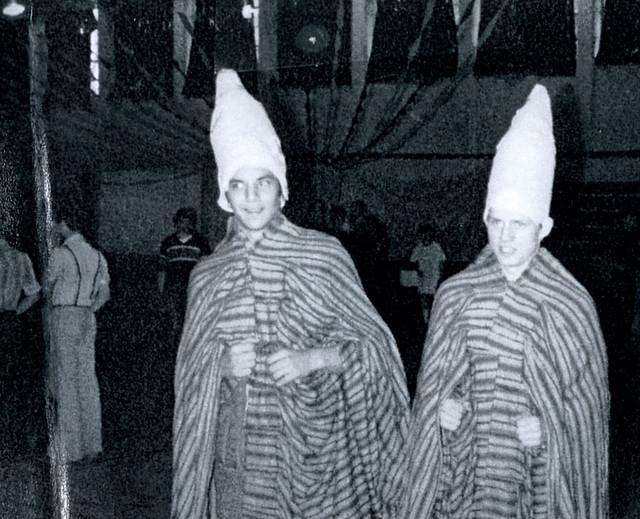Inmates Halloween