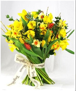 Post image for Beautiful Flowers for Easter (& beyond) from Tregothnan in Cornwall