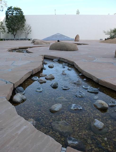 Noguchi Garden Costa Mesa Flickr Photo Sharing