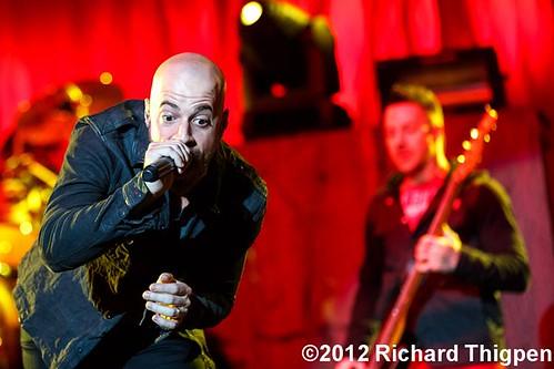 Daughtry - 04-09-12 - Ovens Auditorium, Charlotte, NC