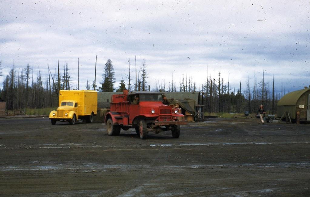 P2V-2, VP-4, Annette Alaska, 1948 2