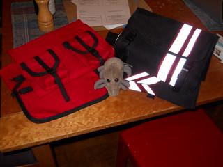 Dust Mite & handlebar bag kits