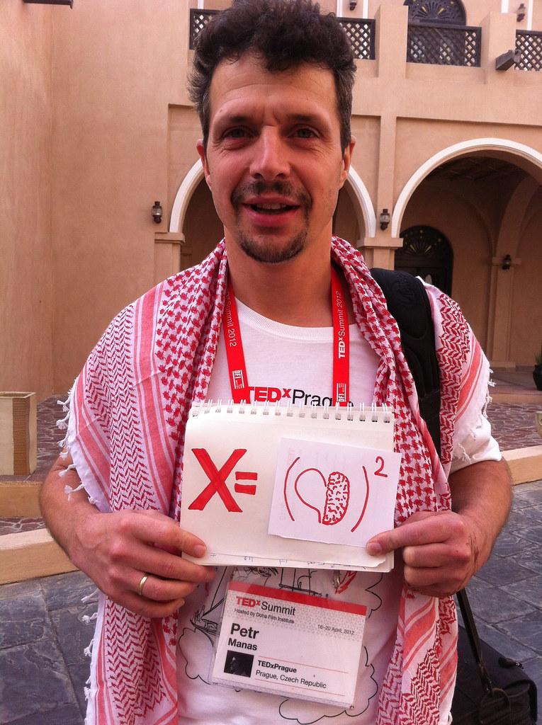 Petr Manas @TEDxPrague