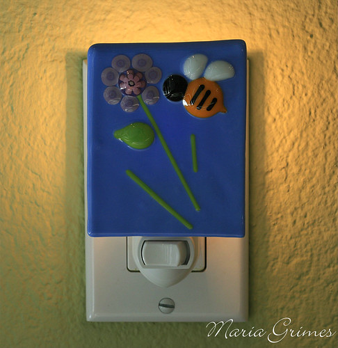 Busy Bee- Night Light