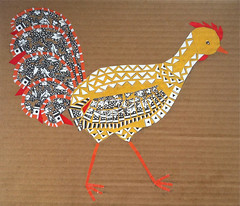Chicken Collage Day 22 (As of May 2, 2012) by randubnick