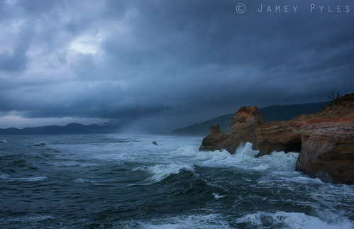 Dawn Storm by Jamey Pyles