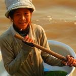 Tonle Sap Lake Girl