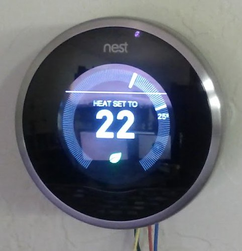 Nest Display Failure
