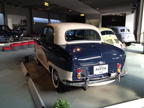 Nissan Austin A50, 1959