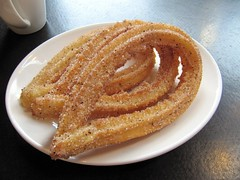 Churros at XOCO