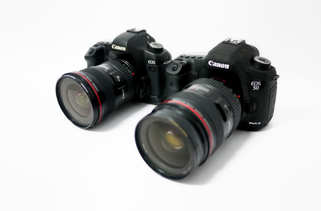 最新 Canon EOS 5D Mark III 服役!雙機作業升級 @3C 達人廖阿輝