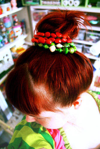 Hair decoration