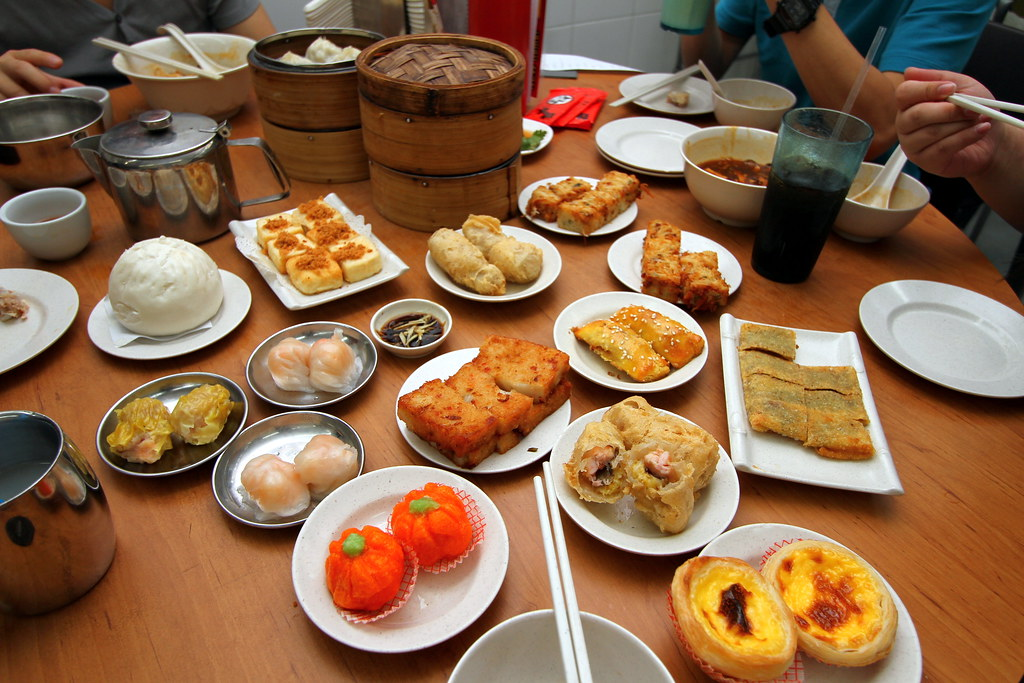Guide to Jalan Besar & Lavender: Swee Choon Dim Sum