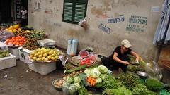 Street markets, Urban Discovery Tour, Hanoi