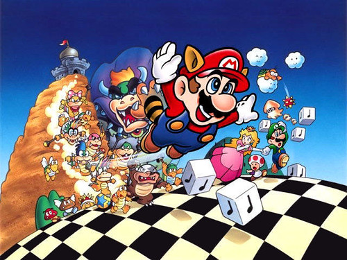 Super Mario 4 Domain Claimed by Nintendo