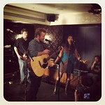 Trampled by Turtles interview with @AlisaAliWFUV at the Ace Hotel