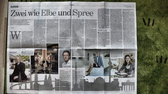 Hamburg Berlin Artikel im Abendblatt