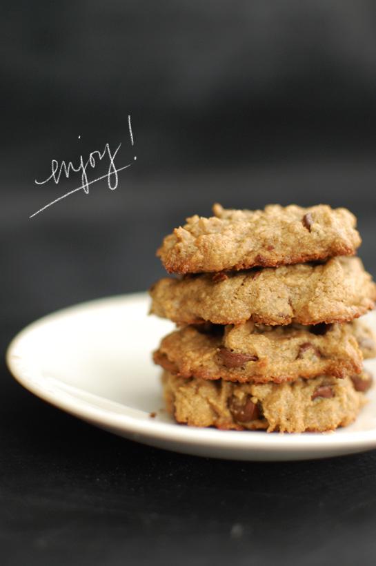 sunflower butter cookies