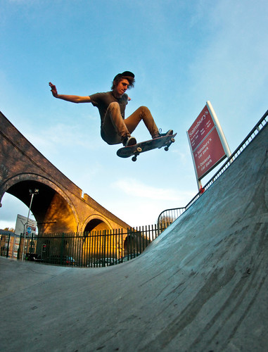 Alistair Freeman - Ollie Fakie in Quarter, High Wycombe, Bucks