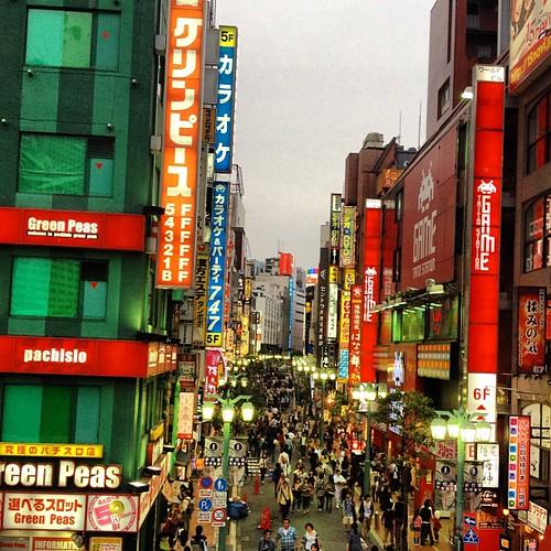 Shinjuku #tokyo #tokio #japon #japan