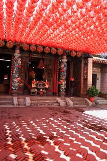 Cijin temple