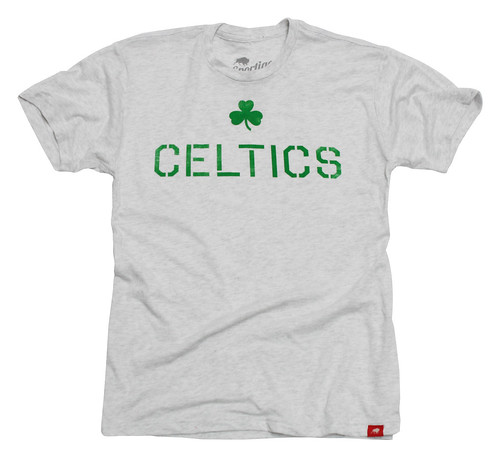 BOSTON CELTICS SHIP T-SHIRT