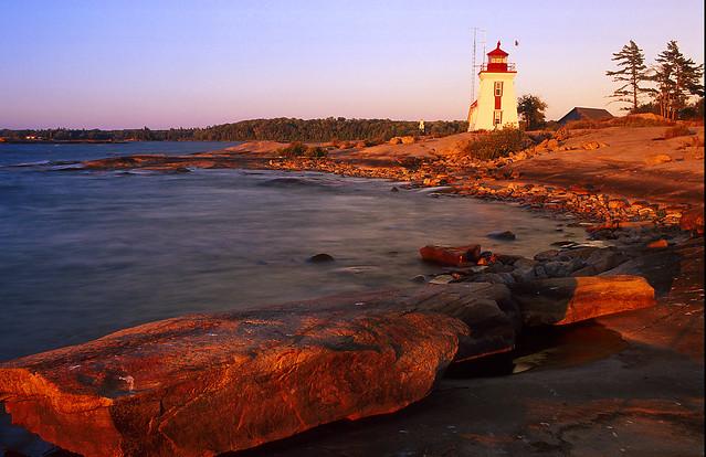 Brebeauf Lighthoused
