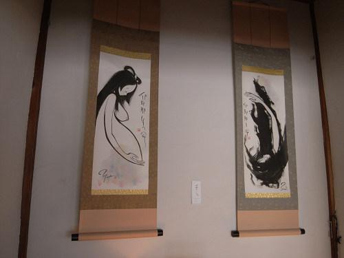 上村恭子個展「こおろこおろ」@フルコト1周年-10