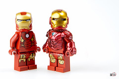 Iron Man (not that kind!)