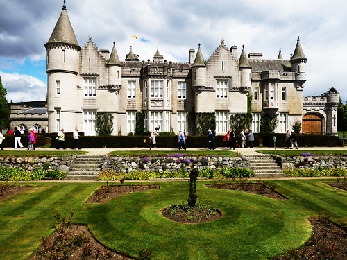 Balmoral Castle, Royal Deeside, Scotland