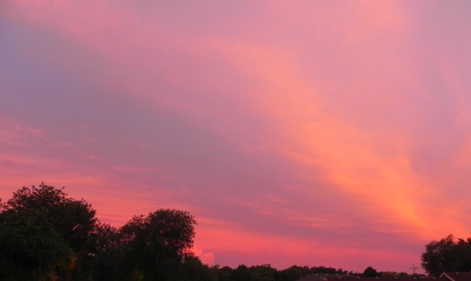06-03-2012_Pink and Orange sunset