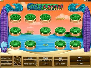 Surf Safari Bonus Feature