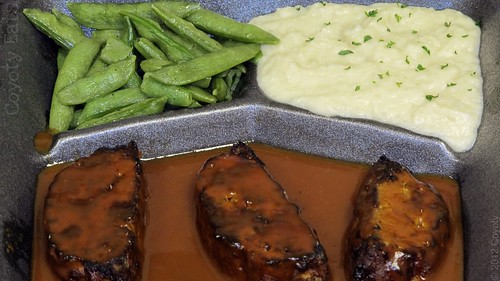 Ruby Tuesday's Triple Prime Meatloaf by Coyoty