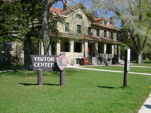 Albright Visitor Center