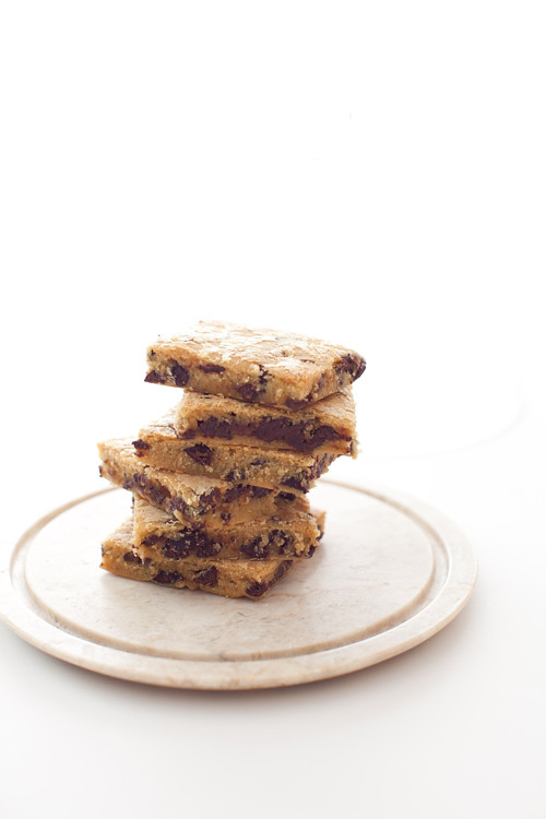 Chocolate Chip Bars 3