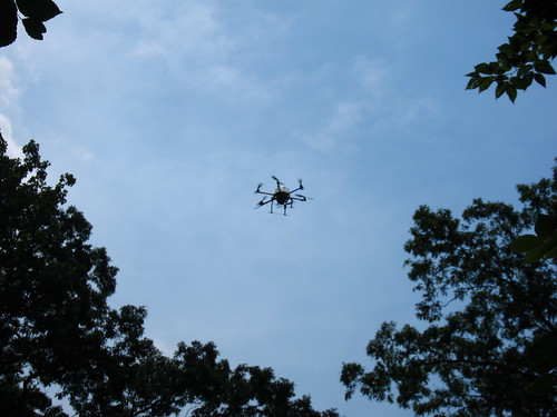 Ecosynth Hexacopter