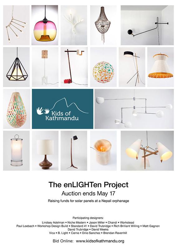 enLIGHTen Auction Invitation