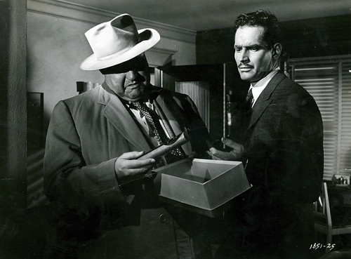 Heston and Welles