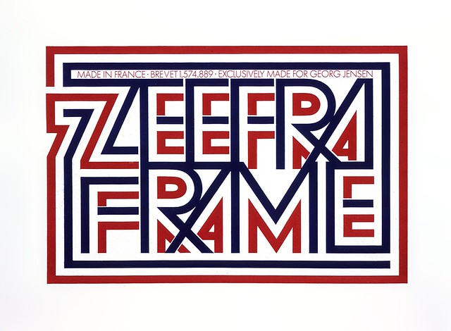 Zeefra Frame logo for Georg Jensen