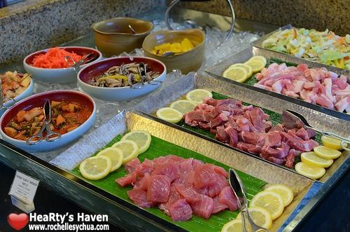 Market Cafe Hyatt Mongolian