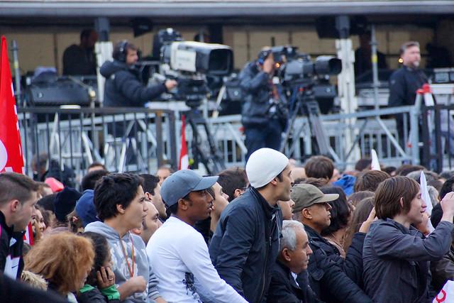 Paris-Election Day-Place de la Bastille, 5-6-2012-No 6