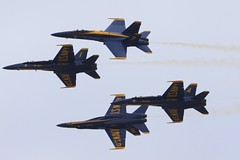 2012 Smyrna Air Show: Blue Angels Breakaway