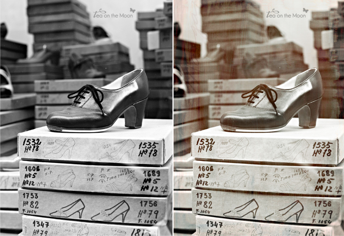 zapatos bn
