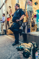 NYPD Post Up Game