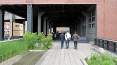 Chelsea Market Passage on the High Line by David Jones, on Flickr