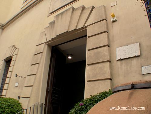 National Archaeological Museum in Civitavecchia