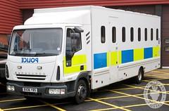 Day 142 - West Midlands Police - Portable Custody Van
